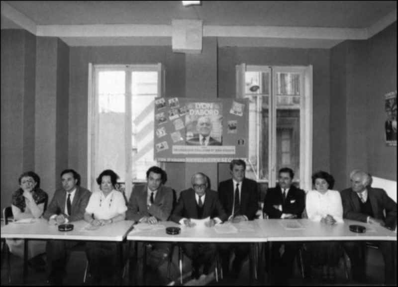 Elections lmunicipales 10 mars 1983 © Journal R-A